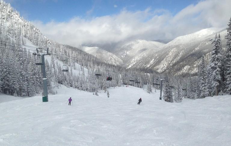 The Taos Ski Valley