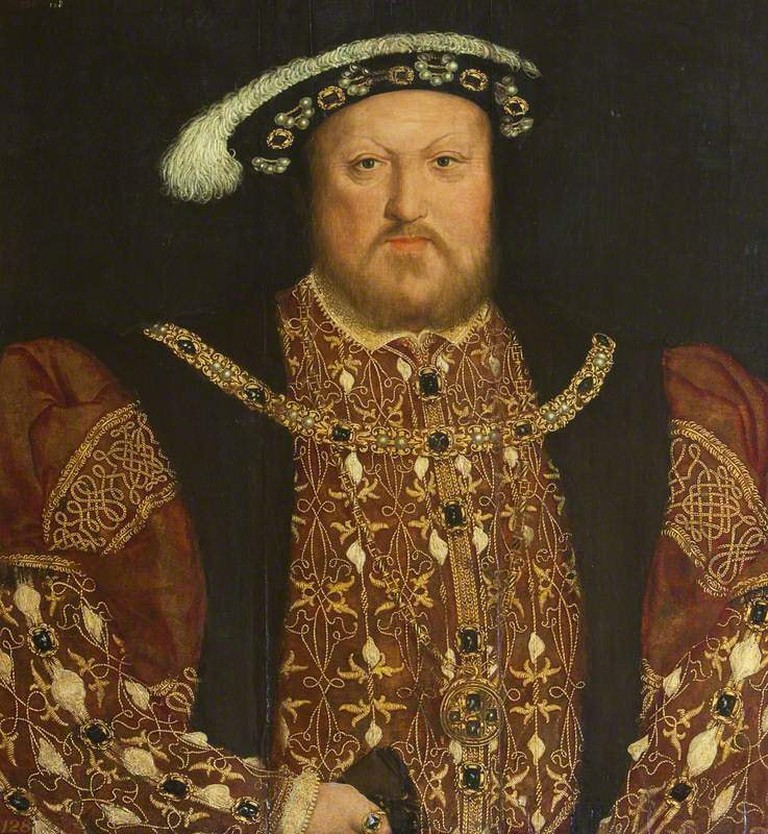 After Hans Holbein the Younger, King Henry VIII, 1543