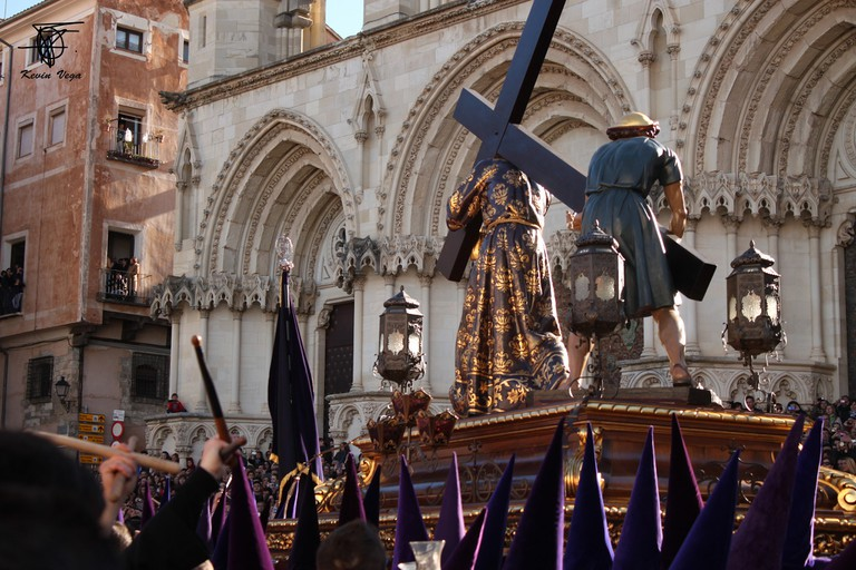 Cuenca, Holy Week, Spain