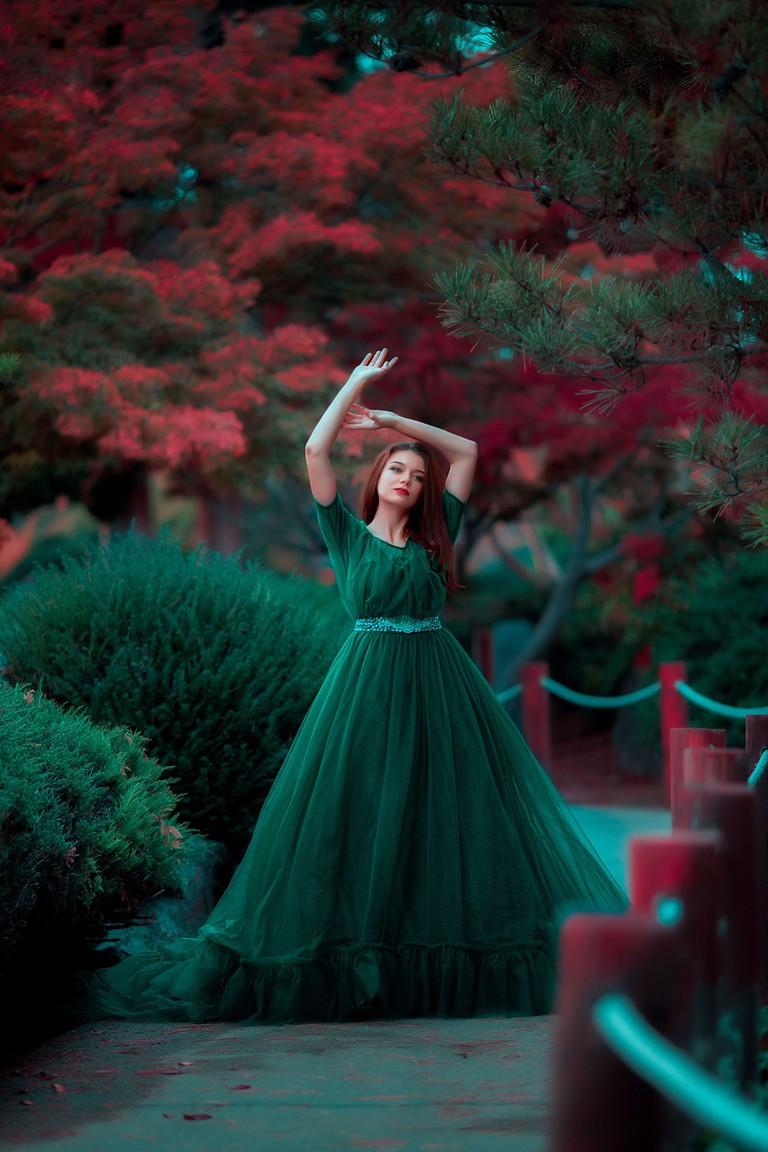 Japanese Friendship Garden, San Jose, CA Katia Drozd