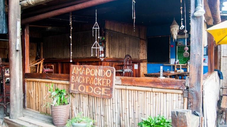 Backpackers in Port St Johns