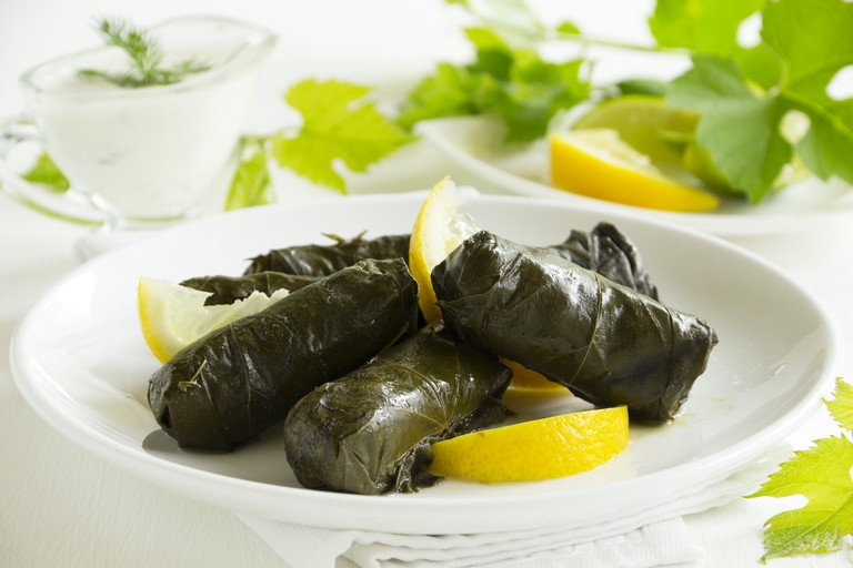 The one and only dolmas!