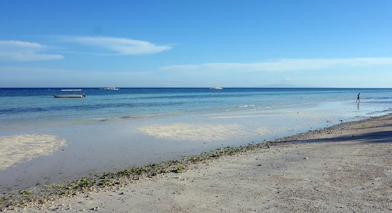 Dumaluan Beach, Bohol
