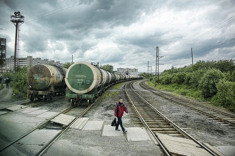 Murmansk is the largest city above the Arctic Circle