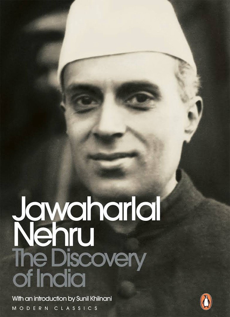The Discovery of India by Jawaharlal Nehru| Courtesy: Penguin