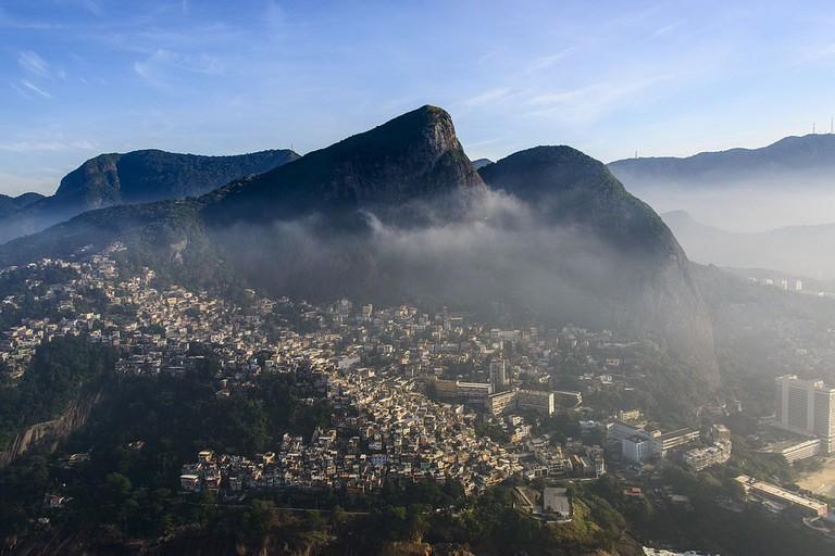 the South Zone of Rio de Janeiro