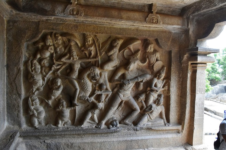 2.mahishasuramardhini_mandapam