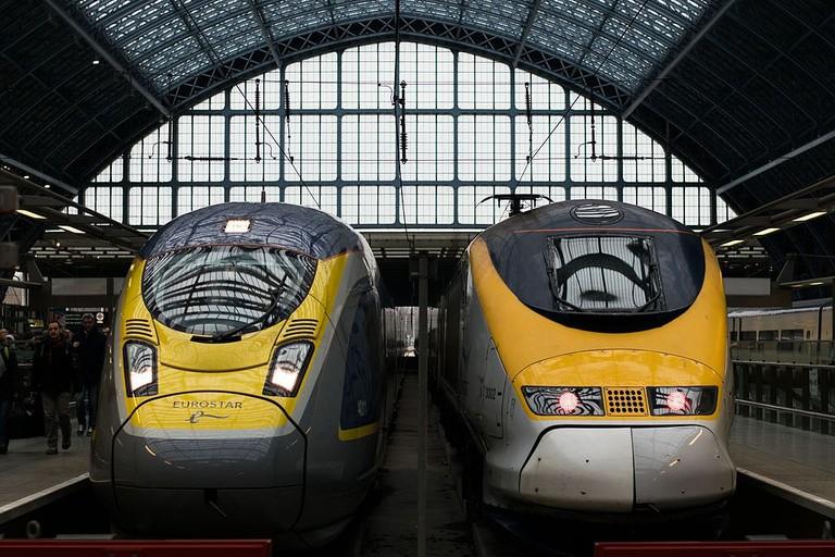 2016-02_Eurostar_trains