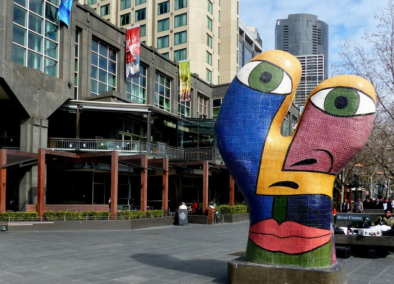 Deborah Halpern's 'Ophelia' public sculpture