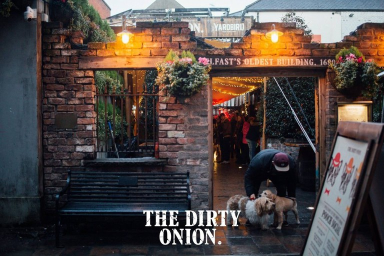 The Dirty Onion, Belfast