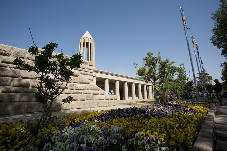 Avicenna Mausoleum in Hamadan