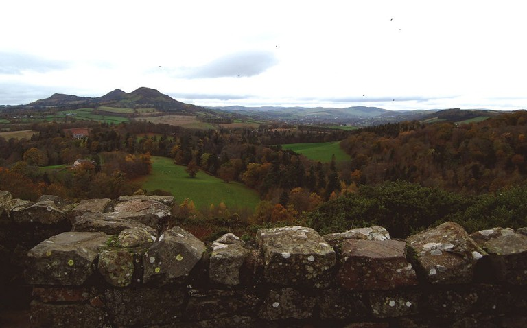 Scott's View, Scottish Borders