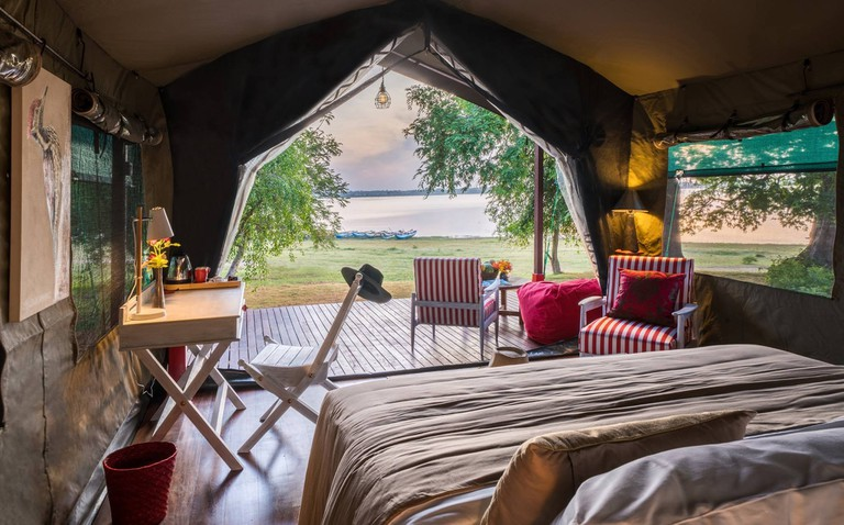 The Flameback Eco Lodge Glamping