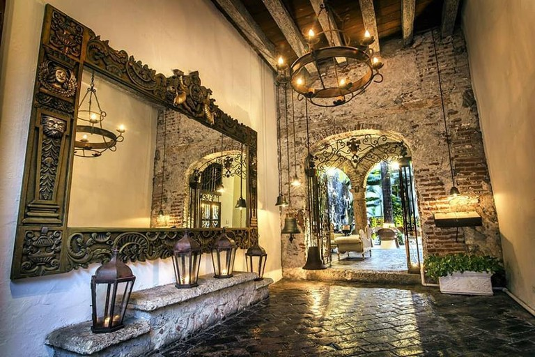 Beautiful boutique hotels in Cartagena's walled city