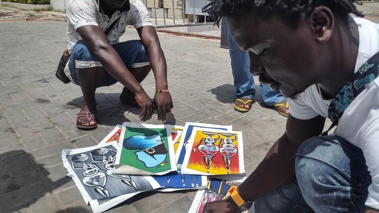 Painters on Osu Oxford Street