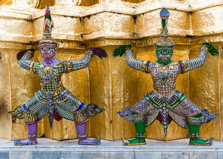 Banglamphu is the ideal base if you want a cultural holiday in Bangkok