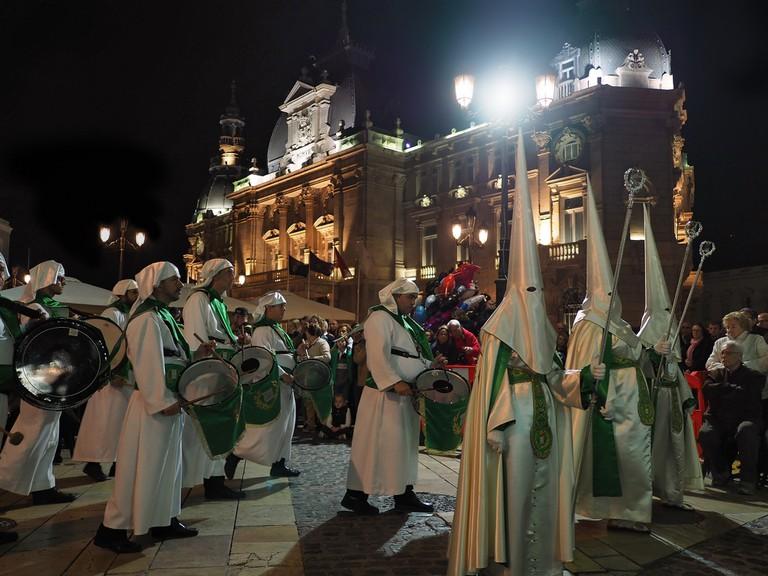 Cartagena, Holy Week