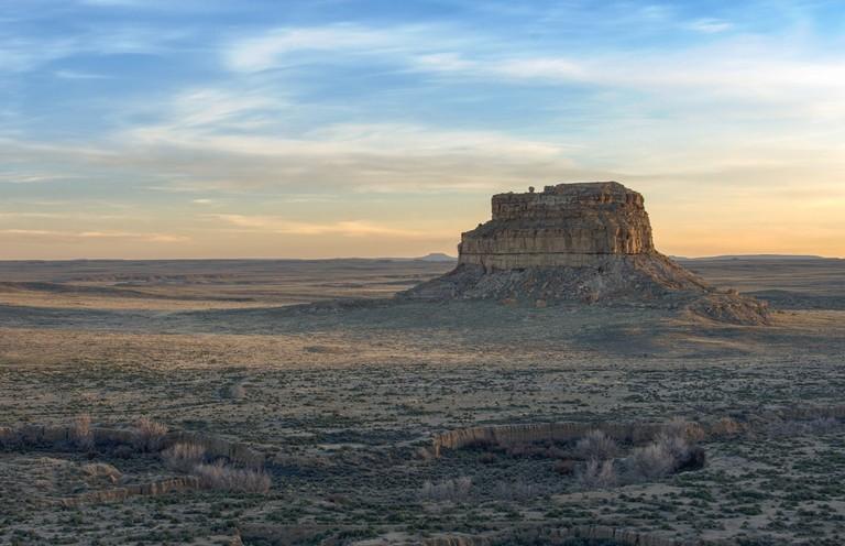 The Fajada Butte