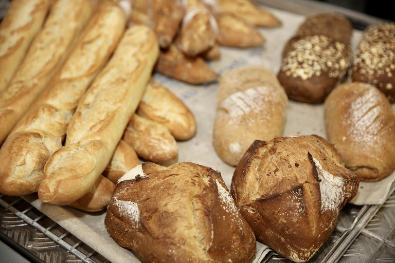Breads, pastries and more at French Boulangeries