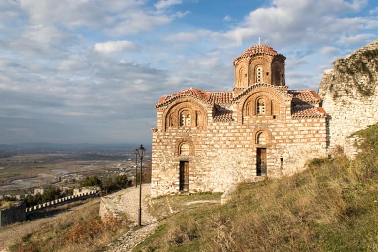 The Holy Trinity Church in Berat