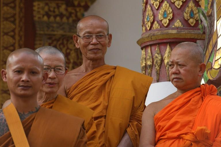 Ordination of monks