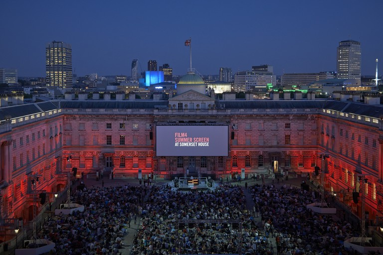 Film4 Summer Screen at Somerset House 2013