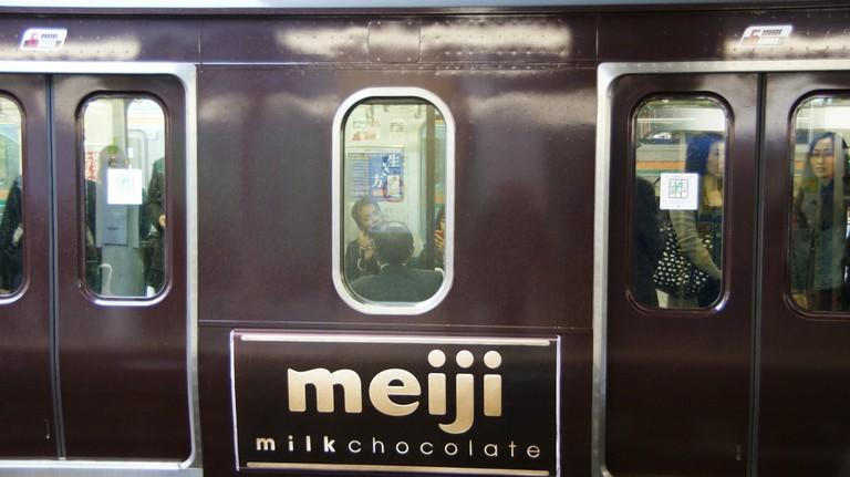 meiji_train_japan