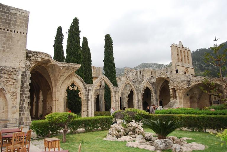 Bellapais Abbey (Abbaye de la Paix)