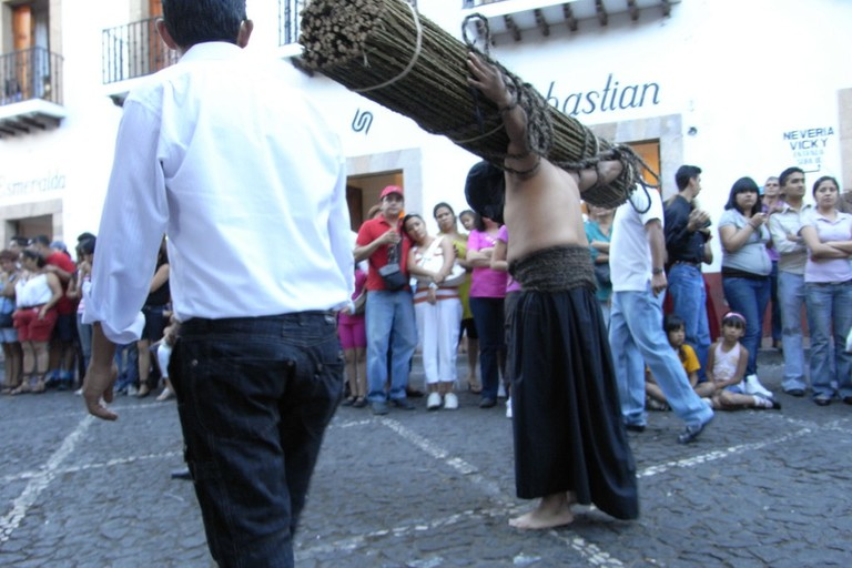 Easter in Taxco │