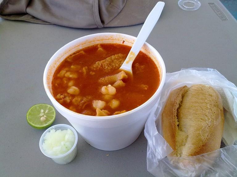 unique mexican food