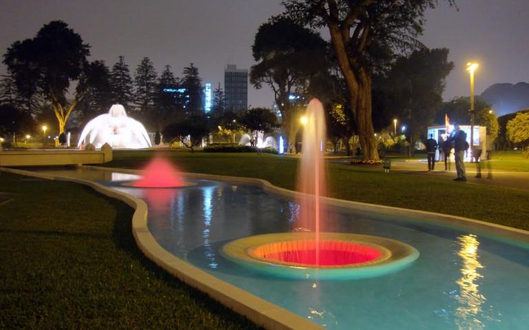 Circuito Mágico del Agua, Lima, Perú
