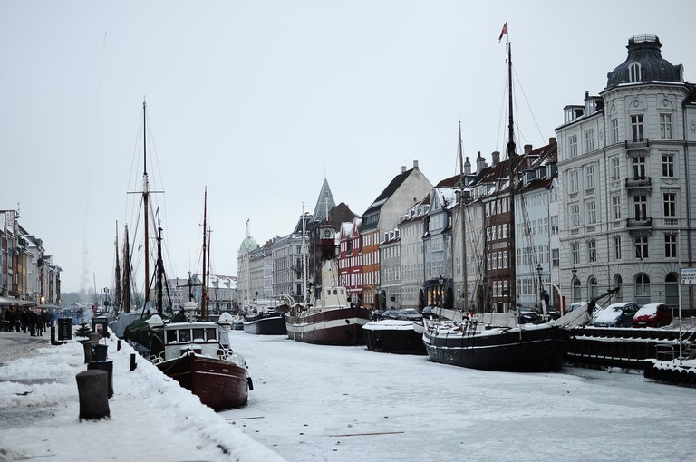 copenhagen snow winter
