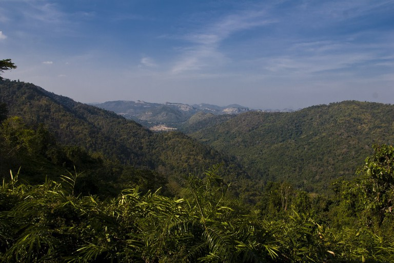 Views in Khao Yai National Park