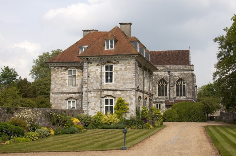 Wolvesey Palace, Winchester