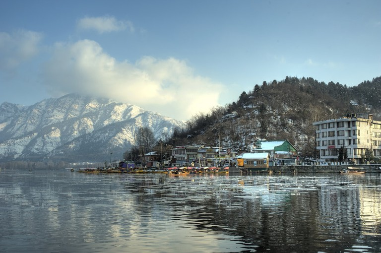 Srinagar is one of the most populated cities in the Himalayan region