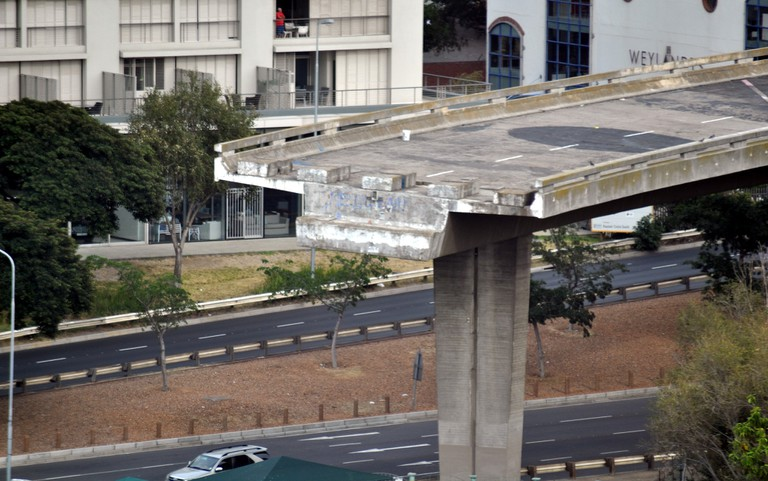 Cape Town's unfinished freeway
