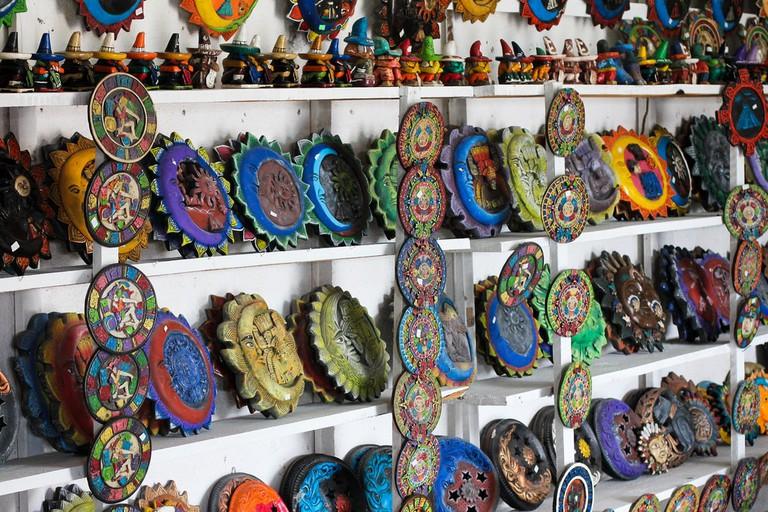 Pretty Mexican souvenirs