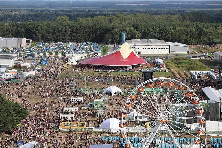 Woodstock Festival, Poland | © Ralf Lotys (Sicherlich) / WikiCommons