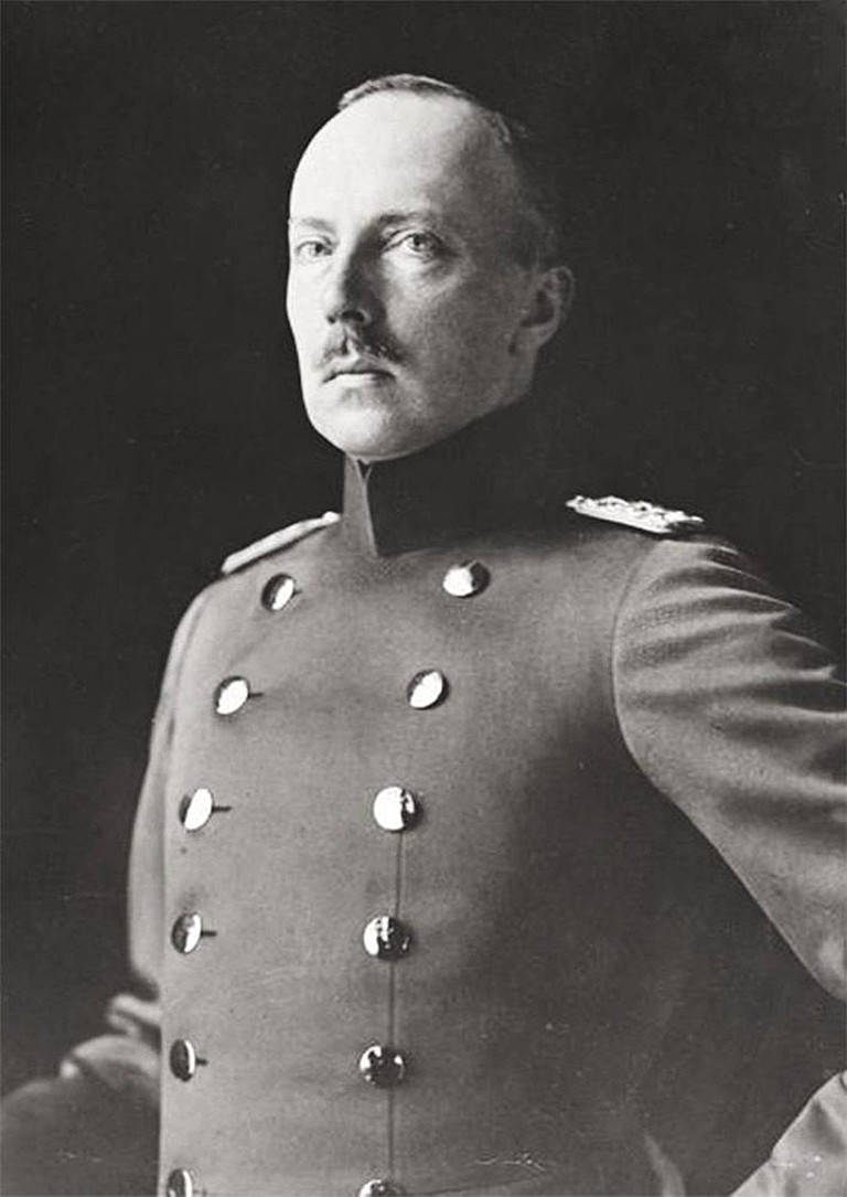 Prince Frederick Charles of Hesse, the King of Finland