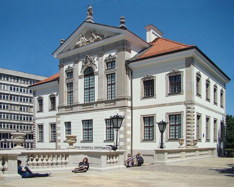 Chopin Museum, Warsaw | © Szczebrzeszynski / WikiCommons