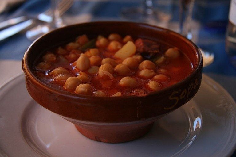 """Traditional """"Fasting stew"""" eaten on Good Friday"""