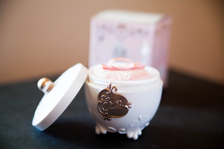 Etude House's Crystal Powder, in typically cute packaging