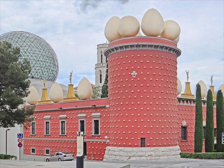 Teatro Museo Dalí, Dalí museum
