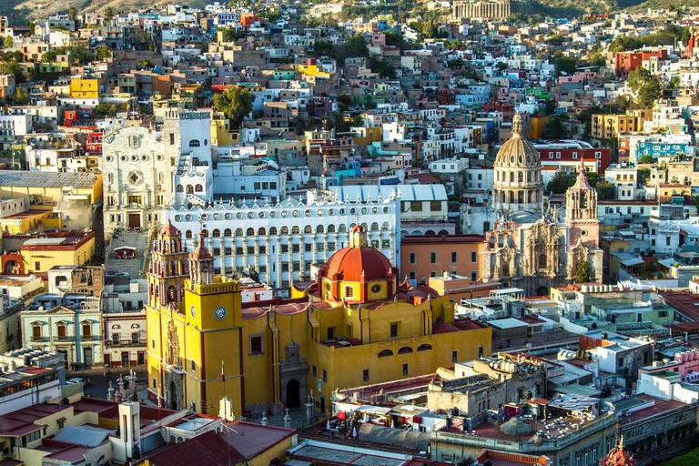 places to learn spanish in mexico