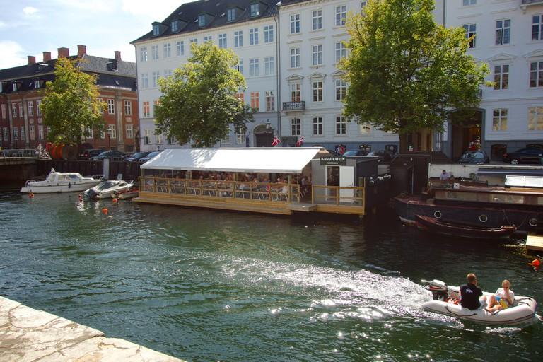 boat copenhagen canals