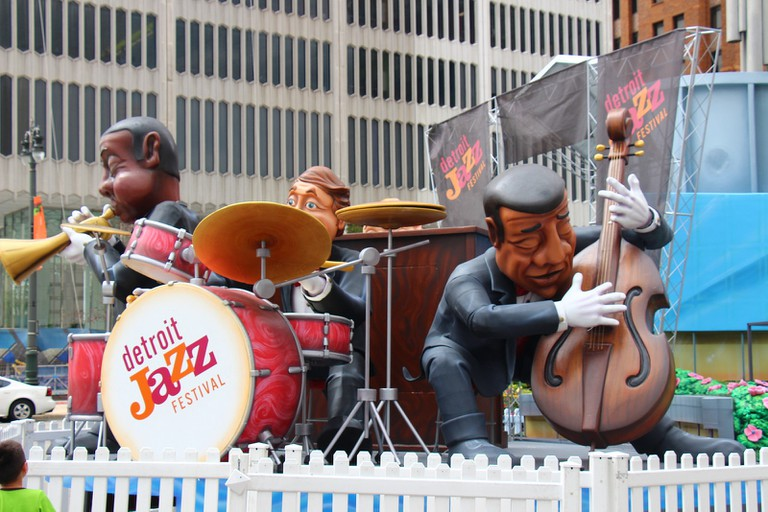 Detroit Jazz Festival | © Jeff Dunn/Flickr