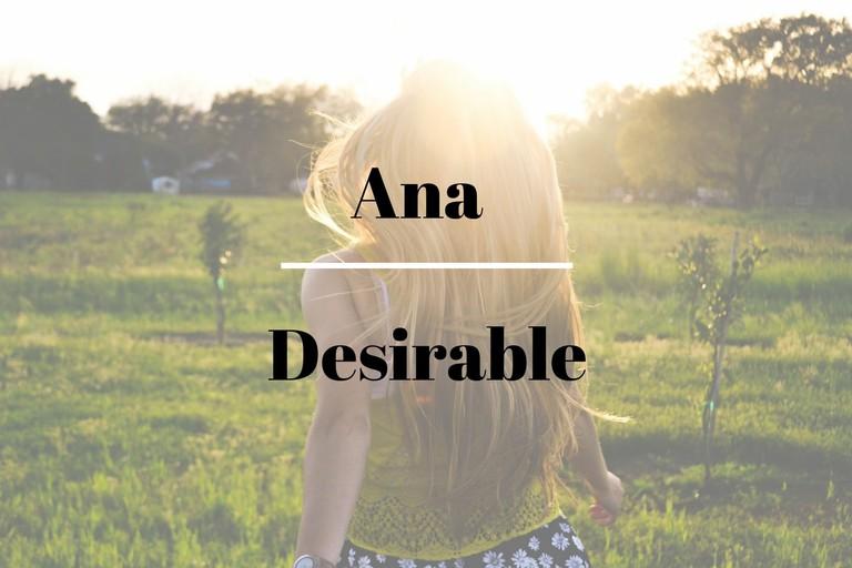 Ana 1