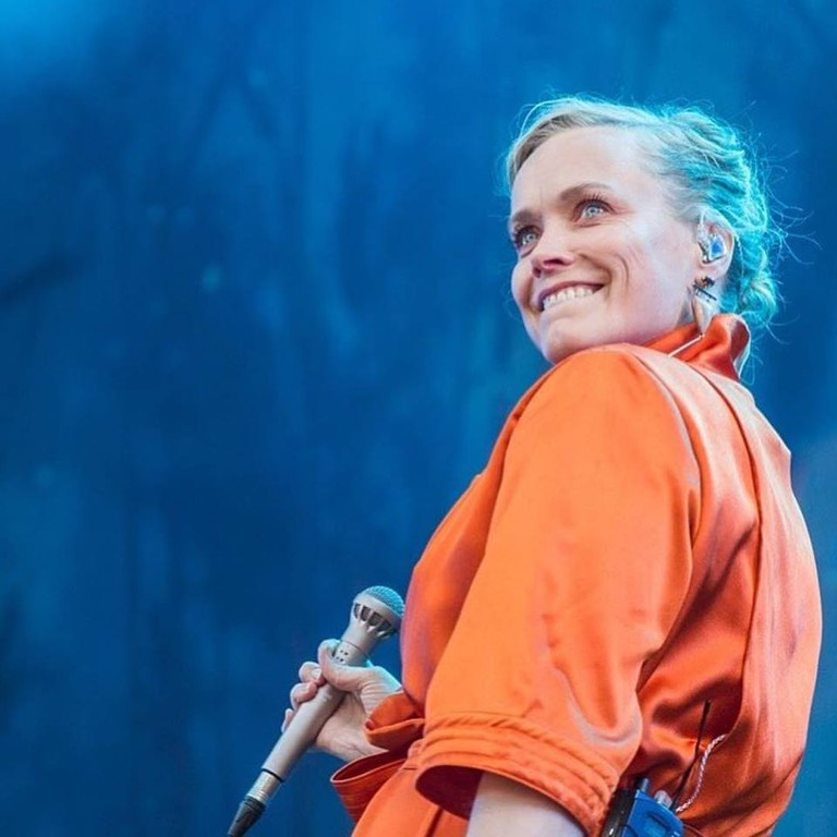 Ane Brun at the Oya Festival, Photo @peroleh, Courtesy of Ane Brun Official