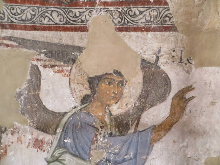 Fresco at Ateni Sioni