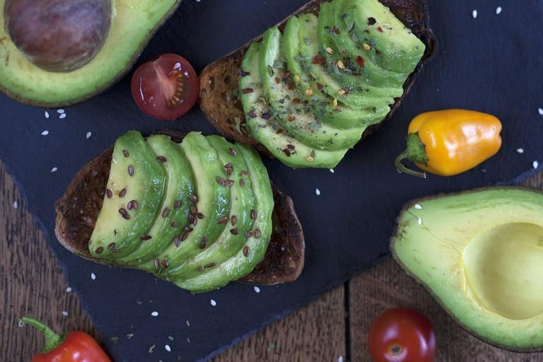 Avocado toast © Kjokkenutstyr Net:Flickr